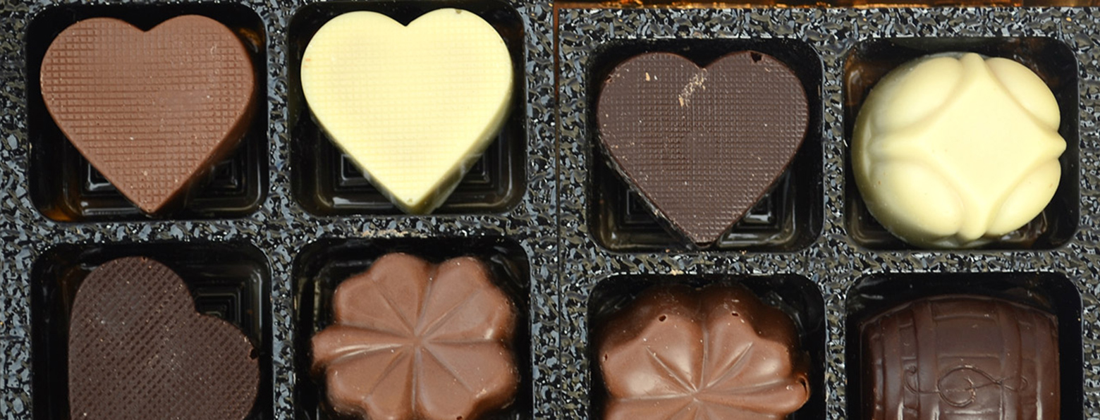 Lovely Chocolates from Mrs Doyle's kitchen